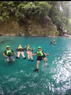 canyoning day tour