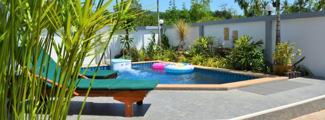 Private Pool & Garden