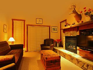 Fernie Snow Creek Lodge 2 Bedroom Condo in Prime Location!