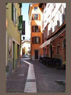 Blue Nest Apartment - Torbole Lake Garda - Old Town