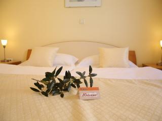 Das Schlafzimmer in Ihrem Apartment in der Villa Punta in Zadar
