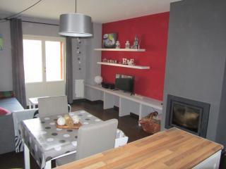 Acogedor y cómodo apartamento en Villanúa