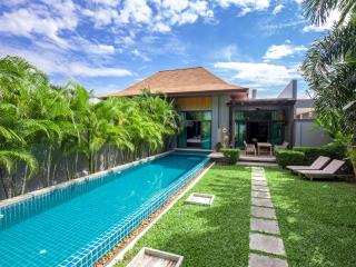 Nice tropical modern 2br pool villa