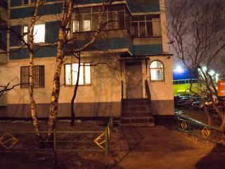 Apartment On Barvikhinskaya