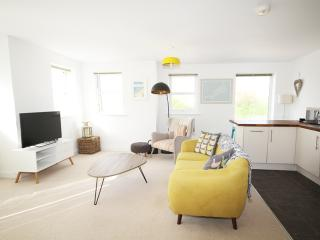 Beautifully designed coastal apartment in Newquay