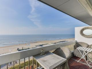 Incredible Seaview Apartment (2p), min. 7 nights, Zandvoort