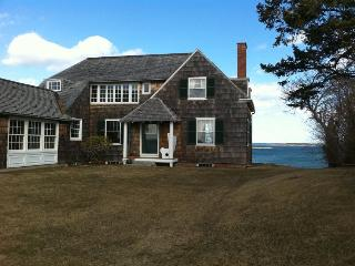 Oceanfront Shingle Style, Bailey Island