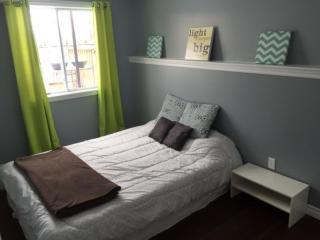 1 bedroom full basement apartment, London