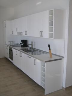 kitchen with complete equipment