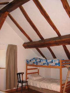Chambre - lits superposés