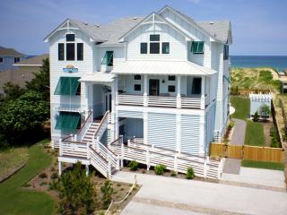 SoCo - 8 BR Oceanfront - Heated Pool, Elevator, Nags Head