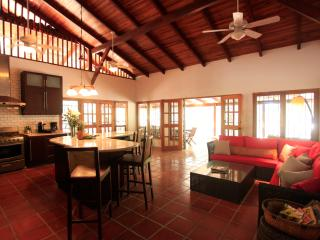 Luxury Beachfront Estate, House Cleaning, and Wifi Included!, Santa Teresa