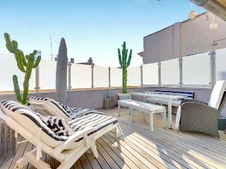 OLD TOWN DUPLEX PENTHOUSE WITH SPECTACULAR TERRACE, Palma de Mallorca
