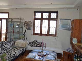 Great, sea view flat in Green Point, Cape Town