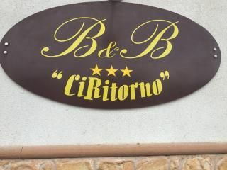 B & B CIRITORNO, Vittoria