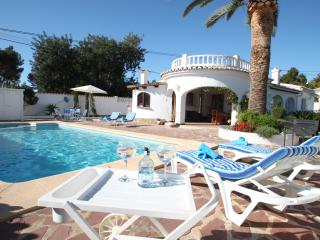 El Bruni - private pool villa close to the beach in Beni