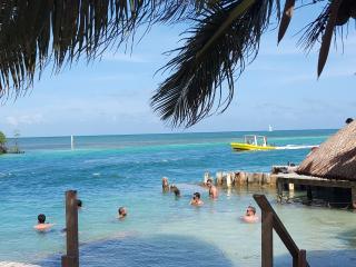 Oceanfront Belizean Escape, San Pedro