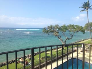 Kahana Reef 303 Beautiful Blue Direct Ocean View!!, Honokowai
