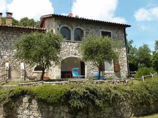 Thermae Casale i Forni, Castiglione D'Orcia