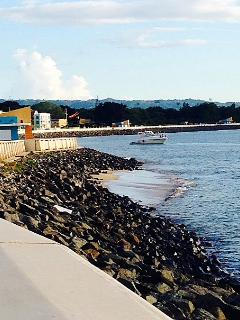 Explore the west coast of Aguadilla - Ice Skating Arena, night life, music. Distance 12km or 20 min