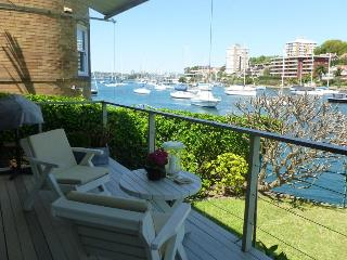 NS181 - Waterfront Fully Furnished 1 BR Apartment, North Sydney