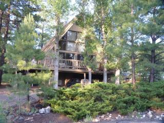 Mountain Chalet: visit Sedona, Grand Canyon, etc.