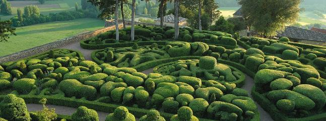 Marquessac Gardens near Sarlat