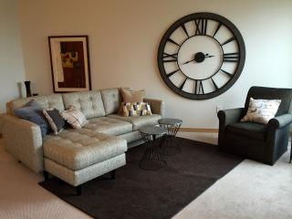 Enjoy a stylish, sunny home in Historic 3rd Ward, Milwaukee