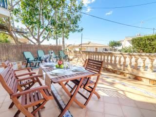 CRANCA - Property for 6 people in Sa Ràpita, Sant Carles de la Ràpita