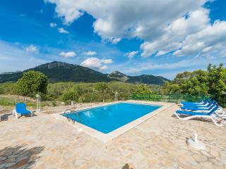 CANTABOU - Property for 8 people in Moscari, Campanet