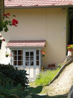 Maison en été