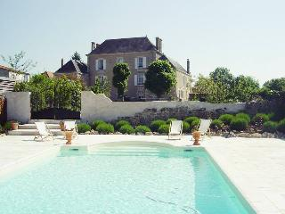 Beautifully restored bourgeois manor house, La Caillère-Saint-Hilaire