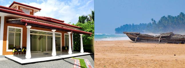 The private Mudhut,just 4 mins from lovely Koggala Beach