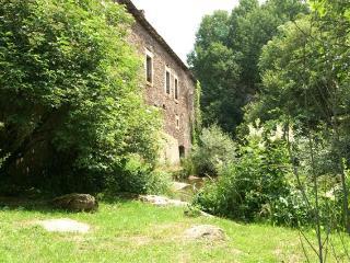 meublé de tourisme dans un ancien moulin, Vezins-de-Levezou