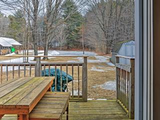 Secluded Lakefront 3BR House on the Great Sacandaga Lake - Close to Town, Ski Areas & More