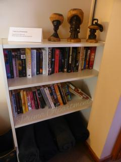 The Swopbrary - Leave your read book on the Shelf and help yourself to a new one
