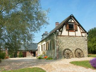 Le Gaillon, Peaceful cottage with beautiful views, Forges-les-Eaux