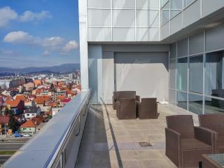 Appartment cityview Momento Zagreb, free parking