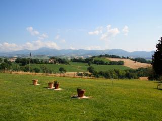 Maison dans la campagne des Marches, Castelraimondo