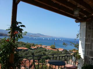 8 bedroom mansion in the hart of Molivois village, Molyvos
