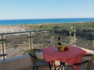 Amazing sea view two bedroom apartment, Guardamar del Segura