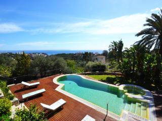 Villa Olimpo luxurious views over the sea, Palma de Mallorca