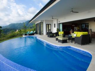 Terrace and pool, perfect place to relax.