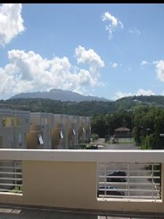 Terrace El Yunque view