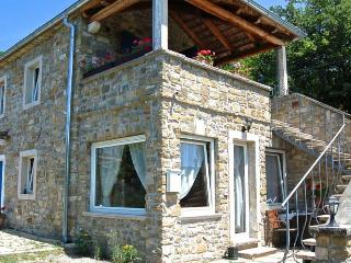 Istrian House - Sea view apartment for 3 people, Portoroz