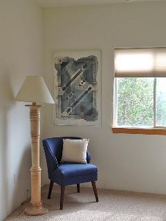 Guestroom 1 Reading Area