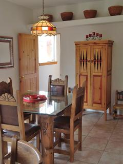 Handcarved Dining Room Furniture