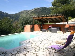 Villa de 160m2 avec piscine chauffee  pres de Nice