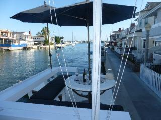 Fun 4+ Waterfront Family Holiday A/C & Dock Kayak, Balboa Island