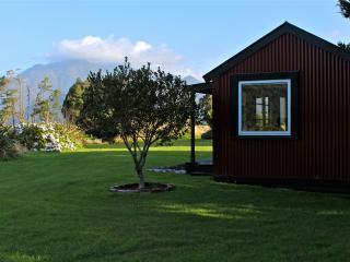 The Grassy Flat Hut, Hokitika